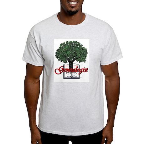 Genealogist Light T-Shirt