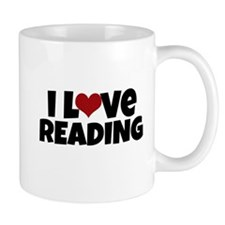 I Love Reading Mugs