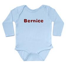 Bernice Santa Fur Body Suit