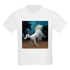 The White Stallion Kids T-Shirt