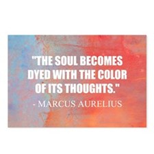 The Soul Becomes Dyed | Postcards (Package of 8)