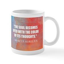 The Soul Becomes Dyed | Mug