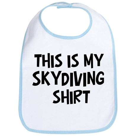 My Skydiving Bib