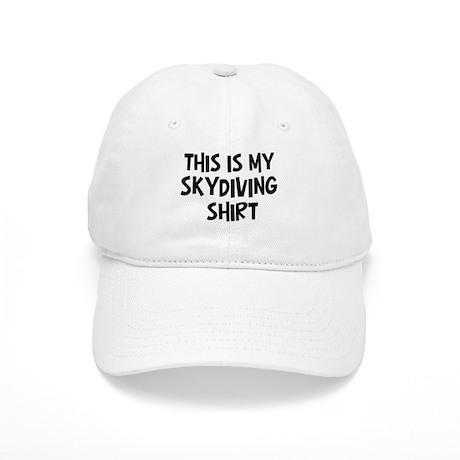 My Skydiving Cap