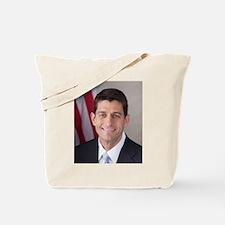 Paul Ryan, of the US House of Representatives Tote