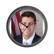 Paul Ryan, of the US House of Representatives Wall