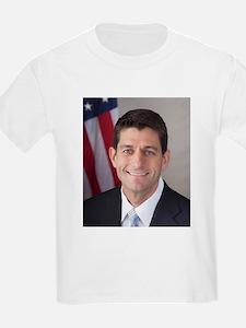 Paul Ryan, of the US House of Representatives T-Sh