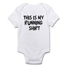 My Running Infant Bodysuit