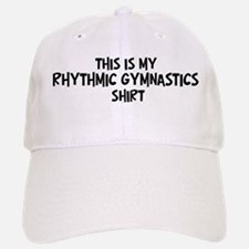 My Rhythmic Gymnastics Baseball Baseball Cap