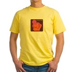 Love Your Body Yellow T-Shirt