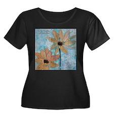 Retired Teachers Bright SIde Plus Size T-Shirt