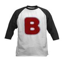 B Santa Fur Baseball Jersey