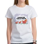Year Of The Pig Women's T-Shirt