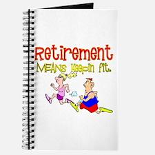 Retirement Fun:-) Journal
