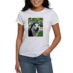 Husky Women's T-Shirt