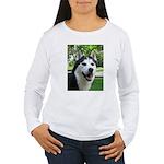 Husky Women's Long Sleeve T-Shirt