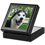 Husky Keepsake Box