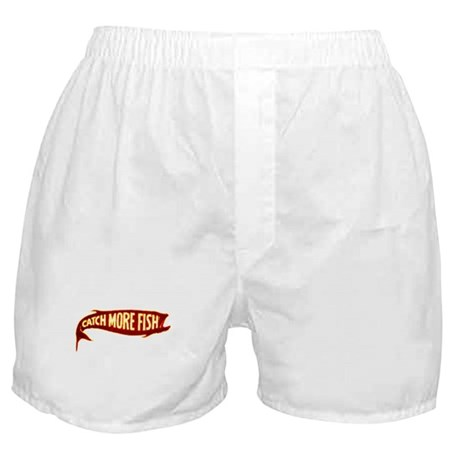 CATCH MORE FISH Boxer Shorts
