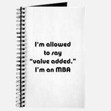 Value Added MBA Journal