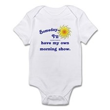 Cute Caller 9 wins Infant Bodysuit