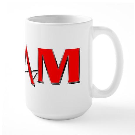 SCAM! Large Mug