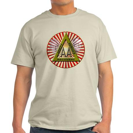 Dr Bob and Bill W Light T-Shirt