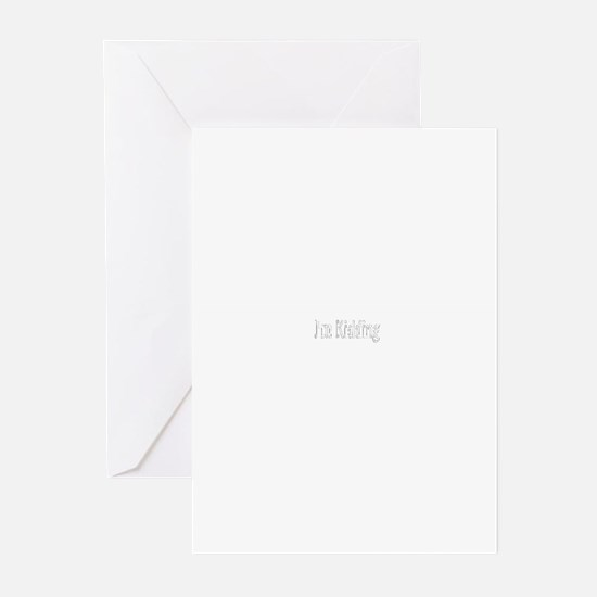 I'm Kidding Greeting Cards (Pk of 10)
