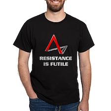 Resistance is Futile. T-Shirt