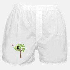 Crow In A Tree Boxer Shorts