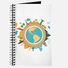 World Travel Landmarks Journal