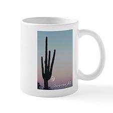 WTM -Cactus & Moon Mug