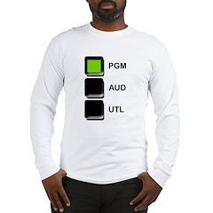 PGM AUD UTL Long Sleeve T-Shirt