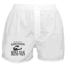 The VAN! Boxer Shorts