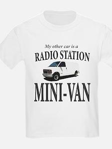 The VAN! Kids T-Shirt