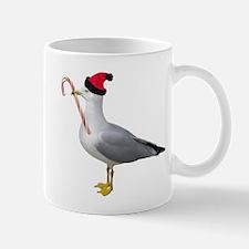 Santa Seagull Mug