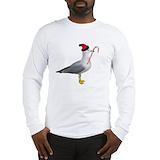 Beach christmas Long Sleeve T-shirts