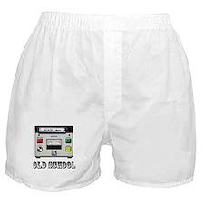 Cart Machine Boxer Shorts