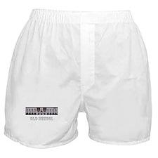 Dial Pot Board Boxer Shorts