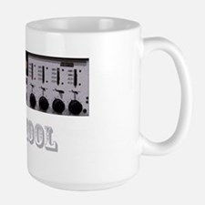 Dial Pot Board Large Mug