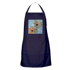 Retired Nurse Bright Side I Apron (dark)