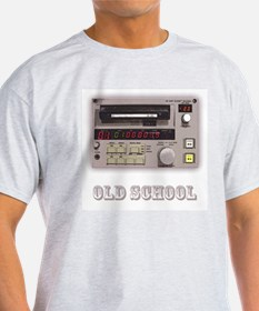 CD Cart Ash Grey T-Shirt