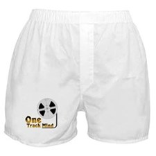 One Track Mind Boxer Shorts