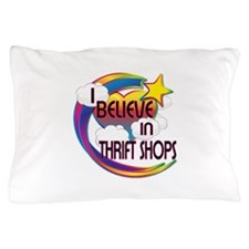 I Believe In Thrift Shops Cute Believer Design Pil
