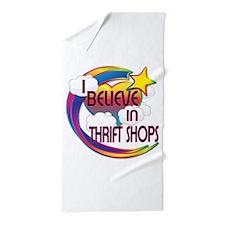 I Believe In Thrift Shops Cute Believer Design Bea