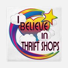 I Believe In Thrift Shops Cute Believer Design Que