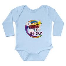 I Believe In Thrift Shops Cute Believer Design Lon
