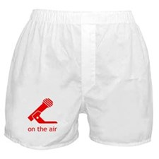 Unique Caller 9 wins Boxer Shorts