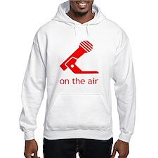 Cute Radio dj Hoodie