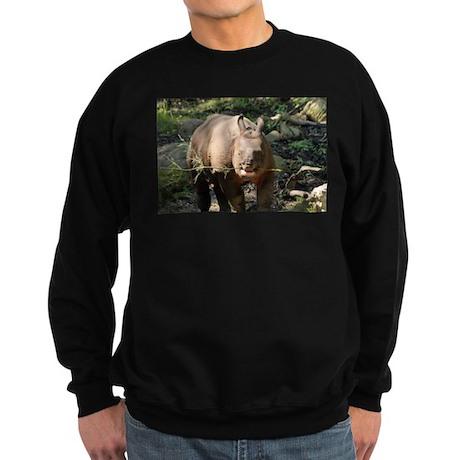 BABY RHINO Sweatshirt (dark)