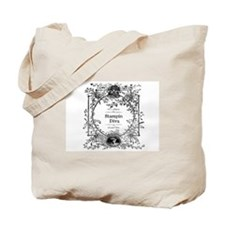 Authentic Scrappin Diva Tote Bag